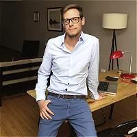 El belga que montó tres negocios en Colombia en su primer año