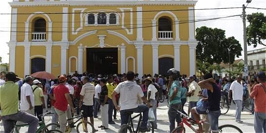 Procurador pide presencia internacional en el Carmen de Bolívar