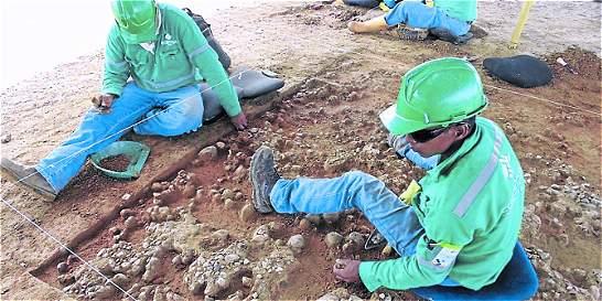 En Barrancabermeja hallan utensilios de hace 4.000 años