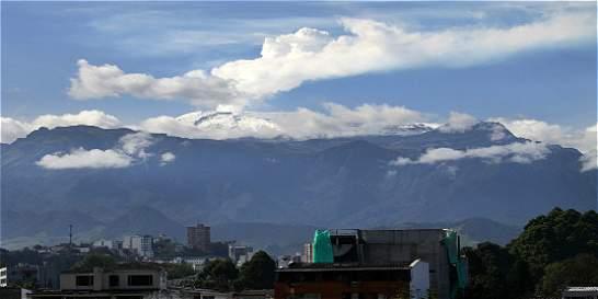 Revive la alerta por la actividad del Nevado del Ruiz