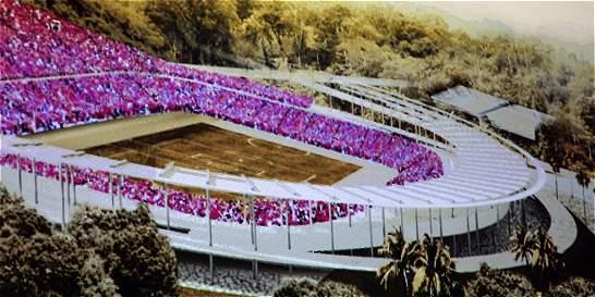 Santa Marta, a ponerse 'pilas' con escenarios de Juegos Bolivarianos
