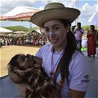 Apoyo social llega a comunidades Wayús