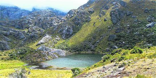Minambiente delimita 98.954 hectáreas, el 76 % del páramo de Santurbán