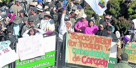 Santurbán, objeto de disputa por límites