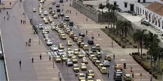 Taxistas de La Heroica, en el 'ojo del huracán'