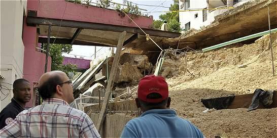 El Mirador de Zaragocilla (Cartagena), sigue causando temor