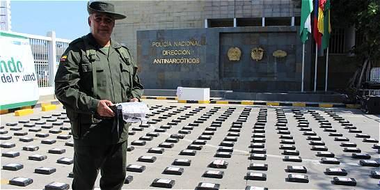 Coca incautada en Cartagena sería de 'Marquitos Figueroa'