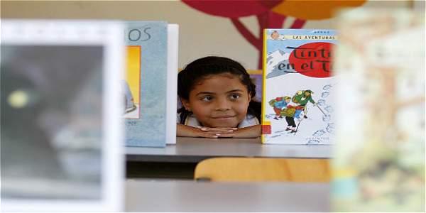 Los proyectos se comenzaron a implementar cada miércoles con los niños de quinto y sexto de la escuela.