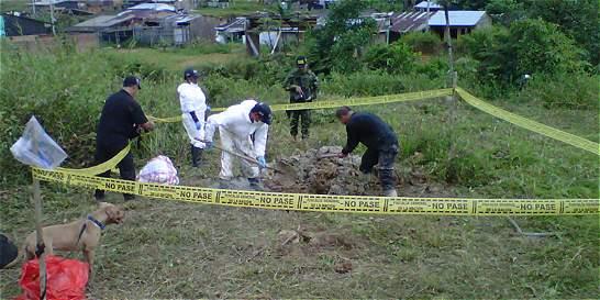 Macabro hallazgo de cuerpos en fosas del Pacífico