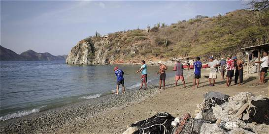 Pesca se niega a desaparecer del corregimiento de Taganga, Magdalena