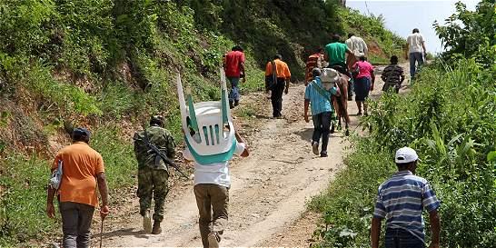 URT hará un barrido total en los Montes de María