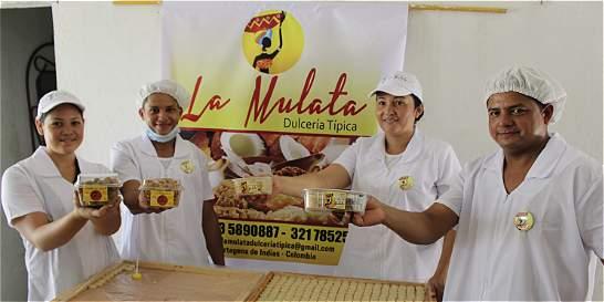 Escaparon de la violencia y ahora son empresarios con 'La Mulata'