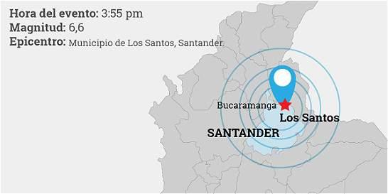 Gestión de Riesgo reporta afectaciones en casas y edificios tras sismo