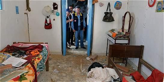 El drama que viven en Rionegro y Betulia los afectados por el temblor