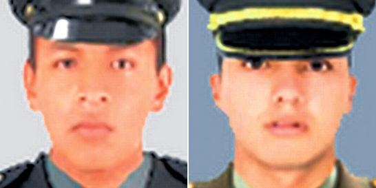 Investigan el asesinato de dos policías en Ricaurte, Nariño