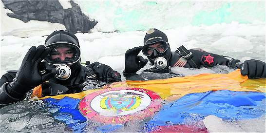 Hoy llega a Cartagena la misión científica que viajó a la Antártida