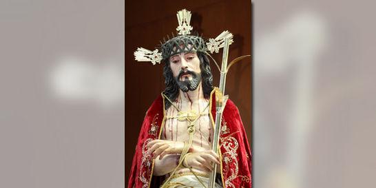 El Santo Ecce Homo estrena rostro tras arduo proceso de restauración