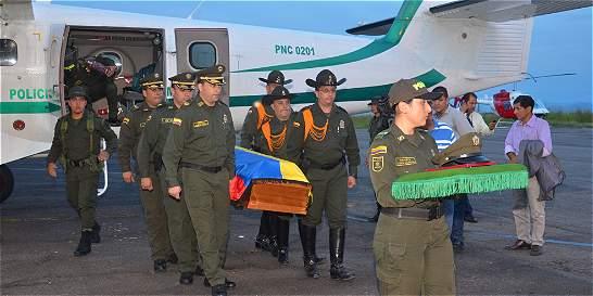 'Esta guerra debe parar ya': padre de patrullero masacrado en Cúcuta