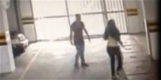 Rechazan golpiza de funcionario de la Alcaldía de Manizales a su novia