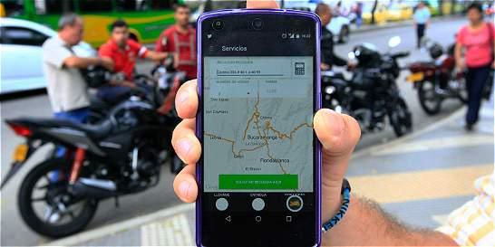 Preocupación por Easy Moto, la 'app' que dispararía el mototaxismo
