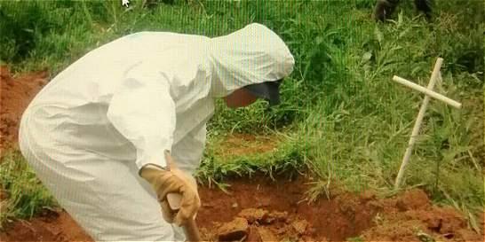 En Nariño hallan fosas con restos de integrantes de banda criminal