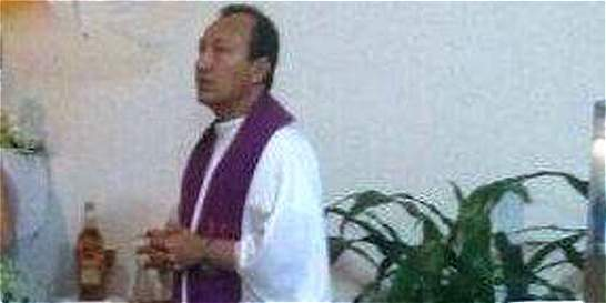 Capturan a hombre señalado de asesinar a sacerdote en Sincelejo