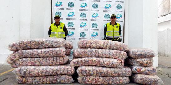 El contrabando se dispara en la frontera entre Colombia y Ecuador