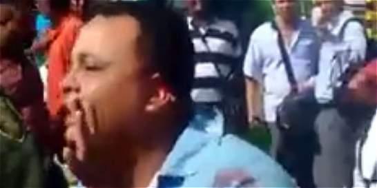 En Cartagena, pasajero iracundo le arranca media oreja a chofer
