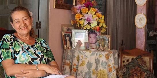 La familia Barcha recuerda amores de Mercedes y Gabo