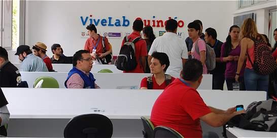 ViveLab Quindío se proyecta al sector productivo