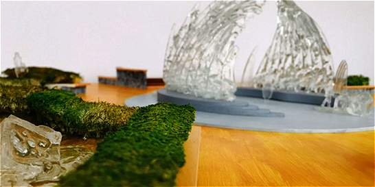 Construirán el 'Parque del Hielo de Macondo', en Aracataca