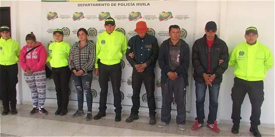 Recibo de cambio de aceite esclarece masacre de familia en Huila