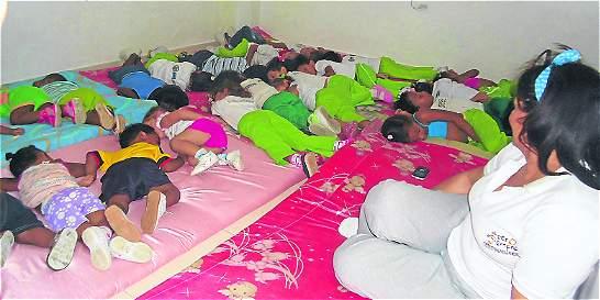 Operadores del ICBF cobran por más niños de los que atienden