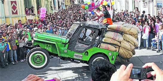 En Calarcá, ya se inició la Fiesta Nacional del Café