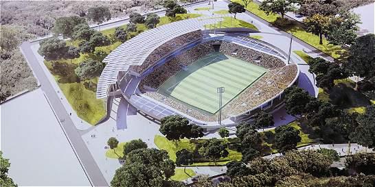 Listos los diseños del nuevo estadio de fútbol de Santa Marta