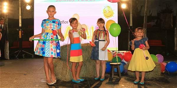 la moda infantil en colombia