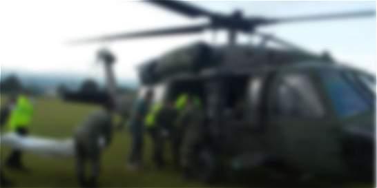 Dos soldados muertos dejan combates con las Farc en Caquetá