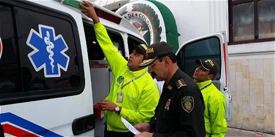 Capturan a candidato a alcaldía en Putumayo en ambulancia con cocaína