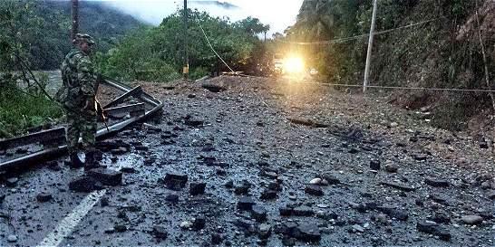Alerta en siete municipios por derrame de crudo