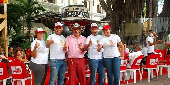 En Cartagena van por Récord Guinnes, a punta de camarón