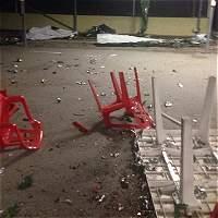 Desde una volqueta lanzaron explosivos a cantón militar en Saravena