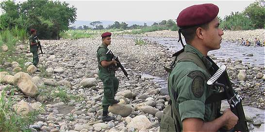 Denuncian presunta incursión de Guardia Venezolana en Tibú
