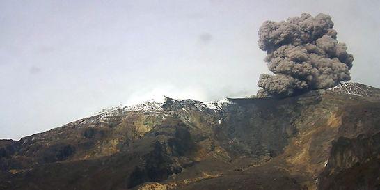 Temblor en Caldas no fue por volcán del Ruiz