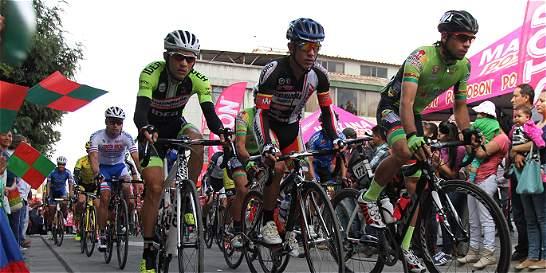 Así serán los cierres de vías por la Vuelta a Colombia