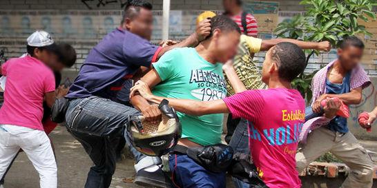 En el 2015, las riñas ya dejan en Colombia 1.725 muertos