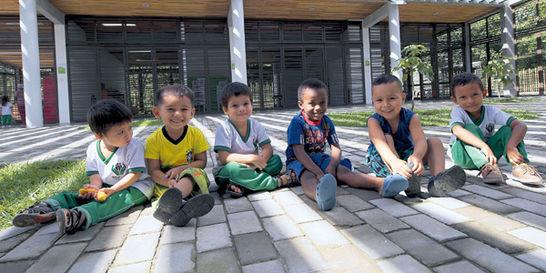 Niños del Putumayo, tremendos tigres