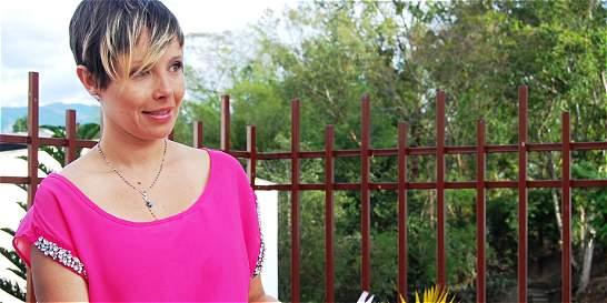 'Al ministro le falta investigar el caso': Mónica Lehder