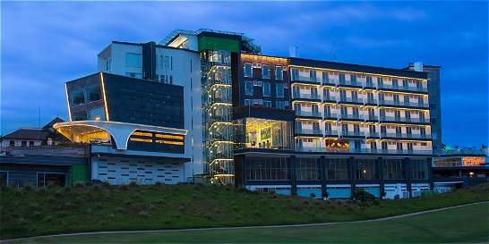Un hotel en Santander imita la sensación de viajar en un crucero