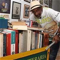 La biblioteca personal de Gabo recorrerá las calles de Cartagena