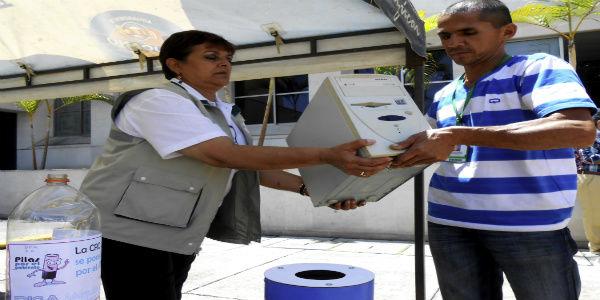 Hoy, jornada de recolección de residuos peligrosos en Pereira